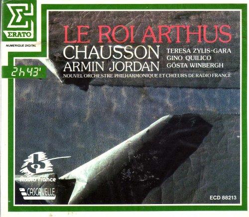Chausson: Le Roi Arthus/Armin Jordan (Prince Arthur)