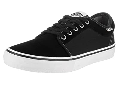 Vans Chukka Low Black White Men s Sk8 Size 6.5 2c1c0f313