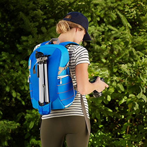 Backpack Camera Blue Trekker AmazonBasics Series Black w5SxHxqg