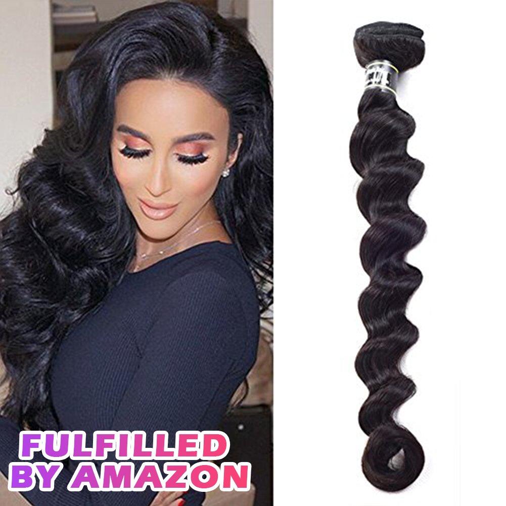 Amazon Star Show Hair Malaysian Body Wave One Bundle 7a