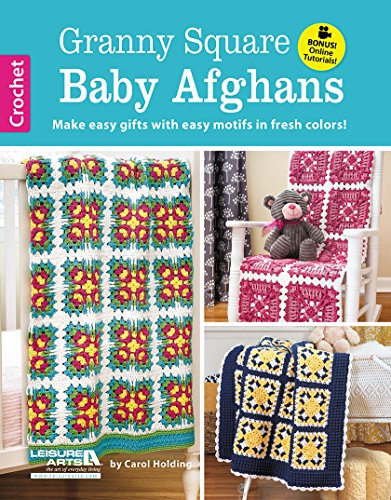 (Granny Square Baby Afghans)