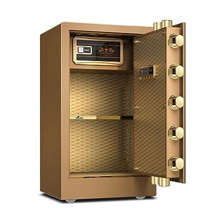 Convencionales Caja Fuerte de Seguridad electrónica para el hogar con un hogar Mediano Seguridad de Huellas
