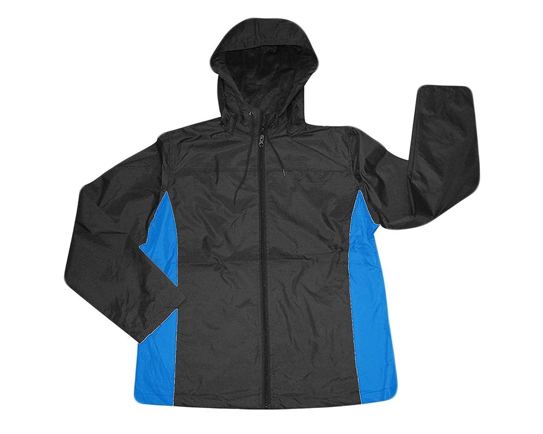 i5 Men's lightweight Hooded Windbreaker Jacket at Amazon Men's ...