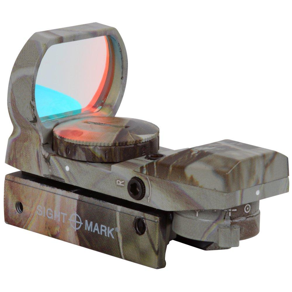 Sightmark Sure Shot Reflex Sight, Dove Tail (Camo) by Sightmark (Image #6)