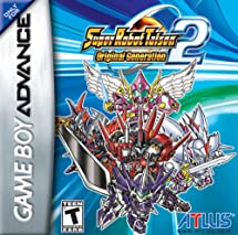 amazon com super robot taisen 2 original generation artist not