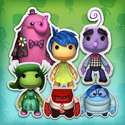 Littlebigplanet 3 Inside Out Costume Pack - PS4 [Digital Code]