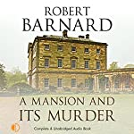 A Mansion and its Murder | Robert Barnard