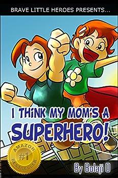 Think Moms Superhero Superheroes Book ebook product image