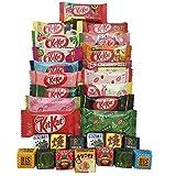 Japanese Kit Kat  and  Tirol 30 pc selec
