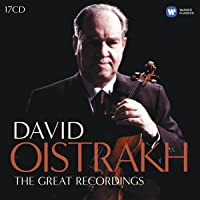 David Oistrakh: The Complete EMI Recordings