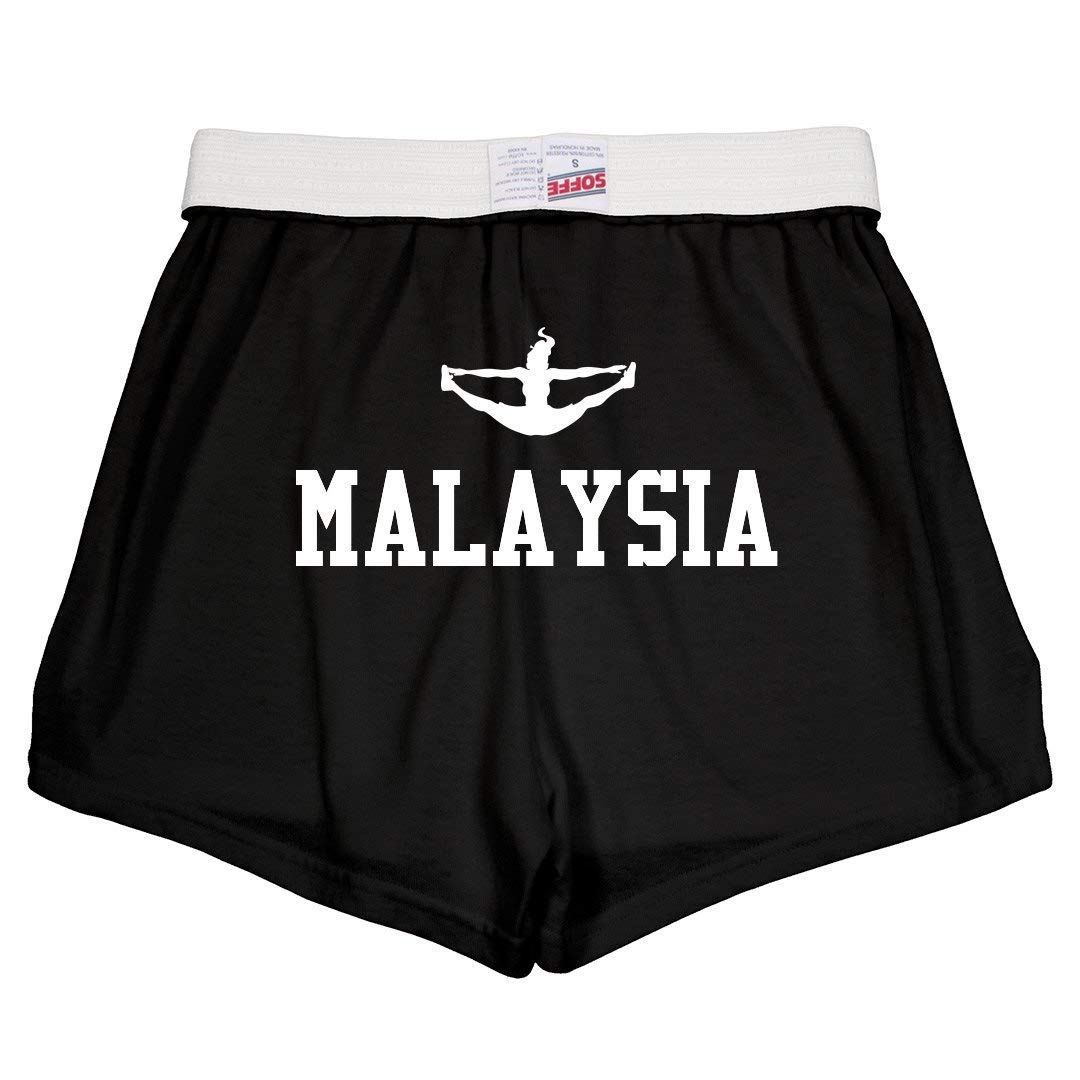 Malaysia Cute Cheer Practice Youth Soffe Shorts
