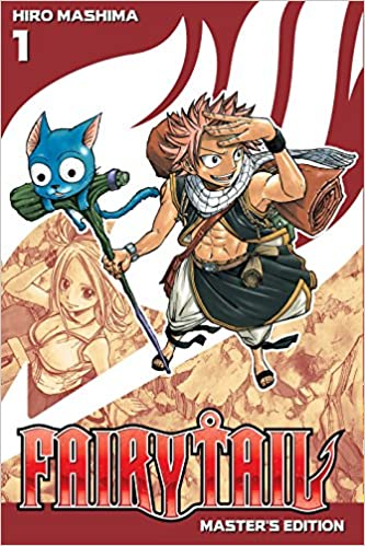 Amazon Fr Fairy Tail Master S Edition Vol 1 Hiro