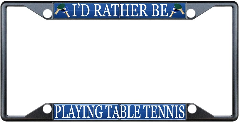 Volleyball design your own custom personalized license plate frame holder tag