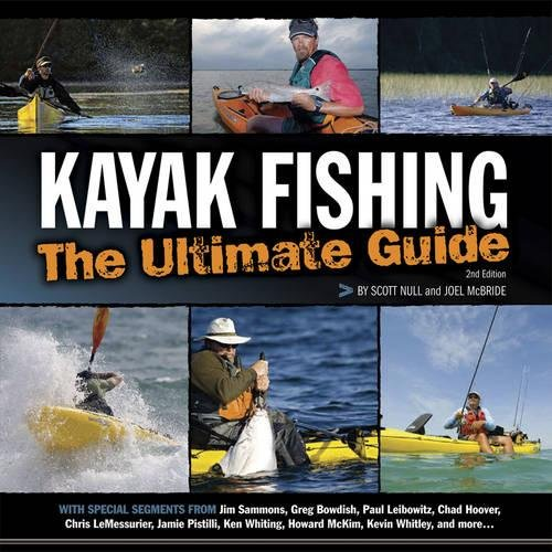 Download Kayak Fishing: The Ultimate Guide 2nd Edition PDF