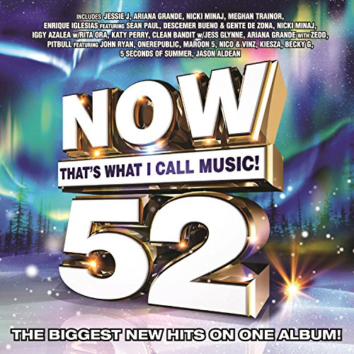 Musicnow1 On Amazon Com Marketplace: NOW That's What I Call Music, Vol. 52 By Various Artists