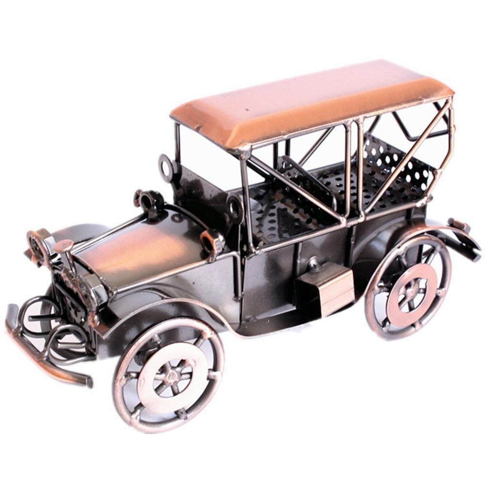 売り切れ必至! Weiduoliクリエイティブウェディングギフトアイアンクラシックカーモデル手作りレトロクラシックカーモデルクリエイティブギフト B07M9J17KX B07M9J17KX, 三共WELL-BEING:f867cdbb --- a0267596.xsph.ru