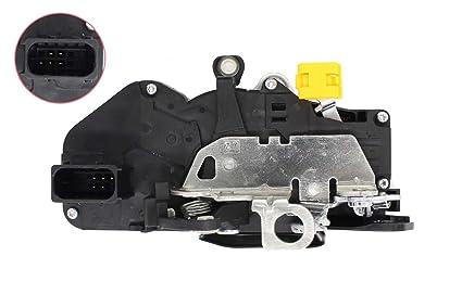 Door Lock Actuator Integrated with Latch For Escalade Silverado Sierra Yukon 931-303 15880052 15889954 20783846 Front Left