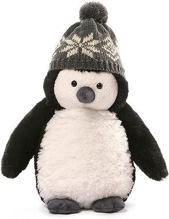 GUND Christmas Puffers Penguin Plush, 10