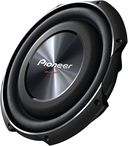 "PIONEER TS-SW3002S4 12"" 1,500-Watt Shallow-Mount Subwoofer review"