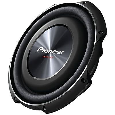 "PIONEER TS-SW3002S4 12"" 1,500-Watt Shallow-Mount Subwoofer"