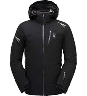 Amazon.com : Spyder Mens Chambers Gore-tex Ski Jacket ...