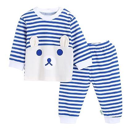 0f4238620 Conjunto Ropa Niños Niña Top + Pantalones - Niño Bebés Chicos Trajes Trajes  De Recién Nacidos