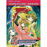 Cardcaptors: V.1 Tests of Courage (Signature Series) [Import]
