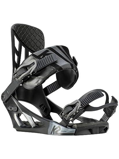 7c59ac9854e5 Amazon.com   K2 Indy Snowboard Binding 2019   Sports   Outdoors