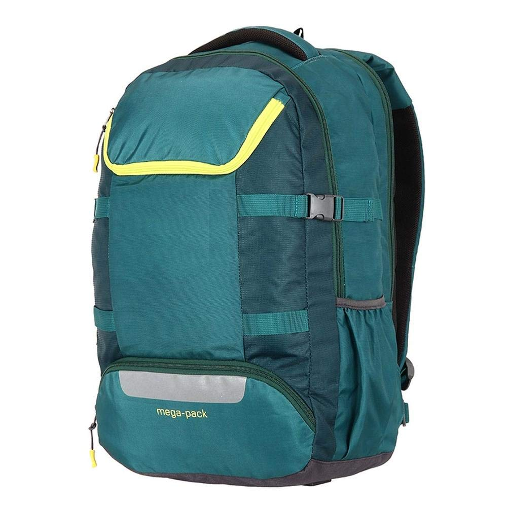 American Travel Backpack New College Student Bag LargeCapacity Travel Bag Mountaineering Bag Men's Casual Sports Fashion Backpack MultiFunction Apple Computer Bag 82O BWater Duck Green