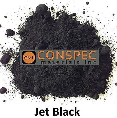 Conspec 1 Lbs. JET BLACK Powdered Color for Concrete, Cement, Mortar, Grout, Plaster