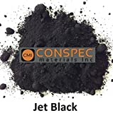 Conspec 5 Lbs. JET BLACK Powdered Color for Concrete, Cement, Mortar, Grout, Plaster, Colorant, Pigment