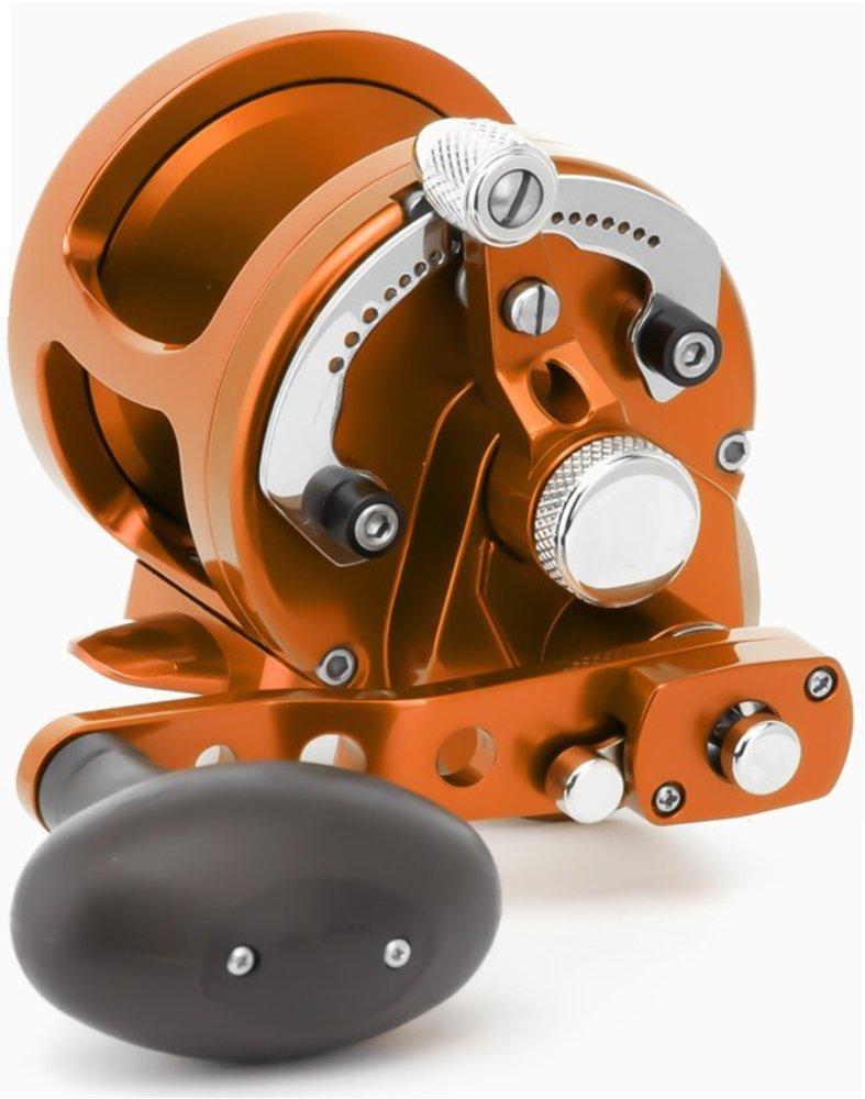 Avet mxj6 / 4オレンジRaptorシリーズレバードラッグリール B01M4JHA87