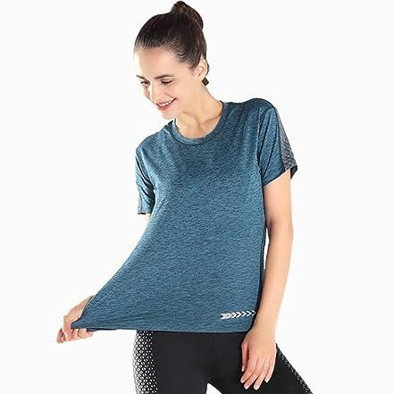 Camiseta deportiva para mujer Camisas activas de mujer ...