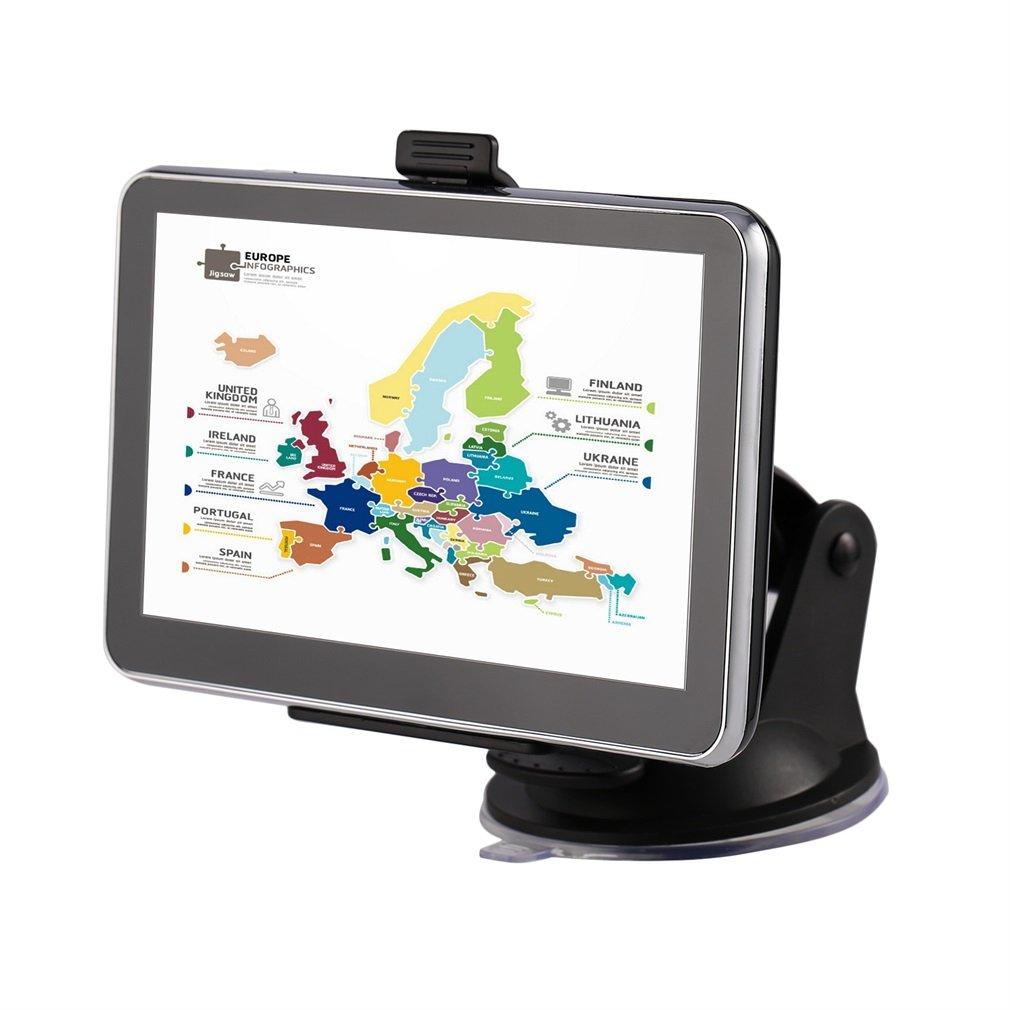 Navegador GPS Auto
