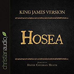 Holy Bible in Audio - King James Version: Hosea