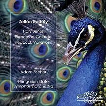 Zoltán Kodály: Háry János; Dances of Galánta; Peacock Variations