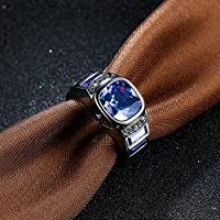 Efloral Ring Watches Blue Crystal Women Inlaid Jewelry Wholesale