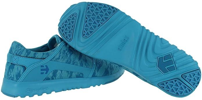 Etnies Scout Scarpe da Ginnastica Fitness Herren Fitness Ginnastica Blau Hot Coral blu      65896d
