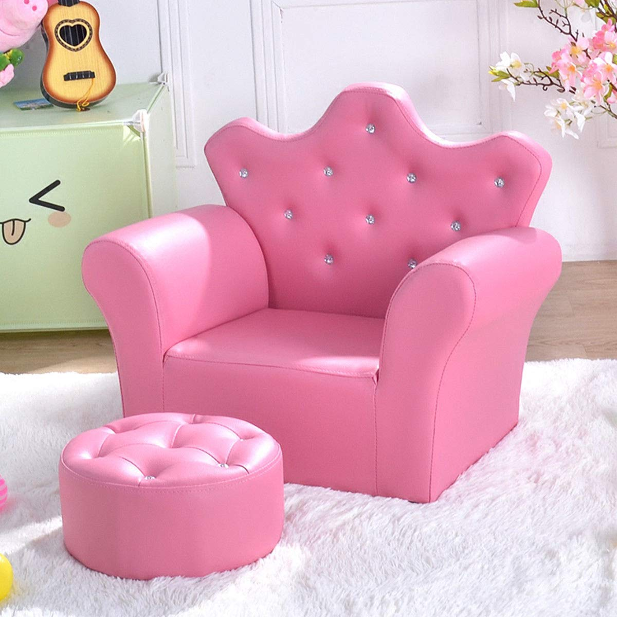 Costzon Kids Sofa Chair