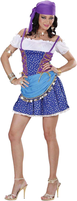 WIDMANN 76732 ? Gipsy disfraz de Zingara, de talla M: Amazon.es ...