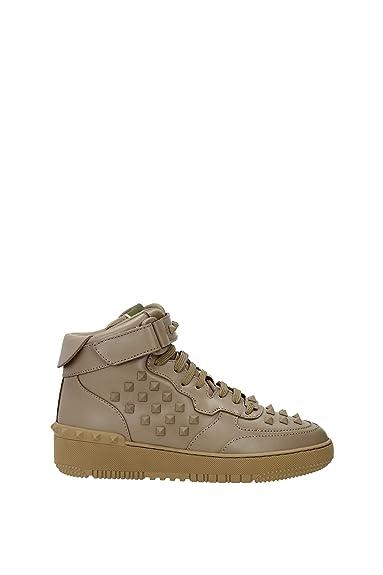 4b8f096f8011c VALENTINO GARAVANI Sneakers Men - (KY0S0876VTB424) 6 UK: Amazon.co ...