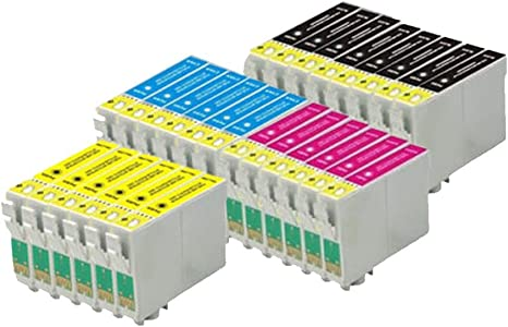 26 ECS Cartuchos de tinta compatibles 18 X L para impresoras Epson ...