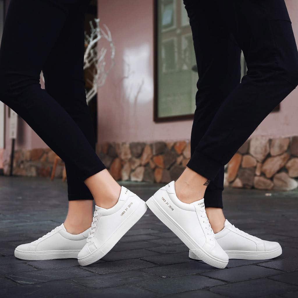 SUGEER Laufschuhe Paar Sportschuhe Fitness Schuhe Atmungsaktiv Turnschuhe Schuhe Turnschuhe Mode Joggingschuhe Outdoor Slip On Freizeit Sneakers Leichtgewicht Fitnessschuhe Outdoorschuhe