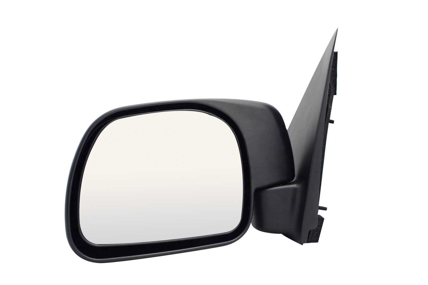 Pilot FD9119410-2L00 Ford Excursion Black Manual Replacement Driver Side Mirror