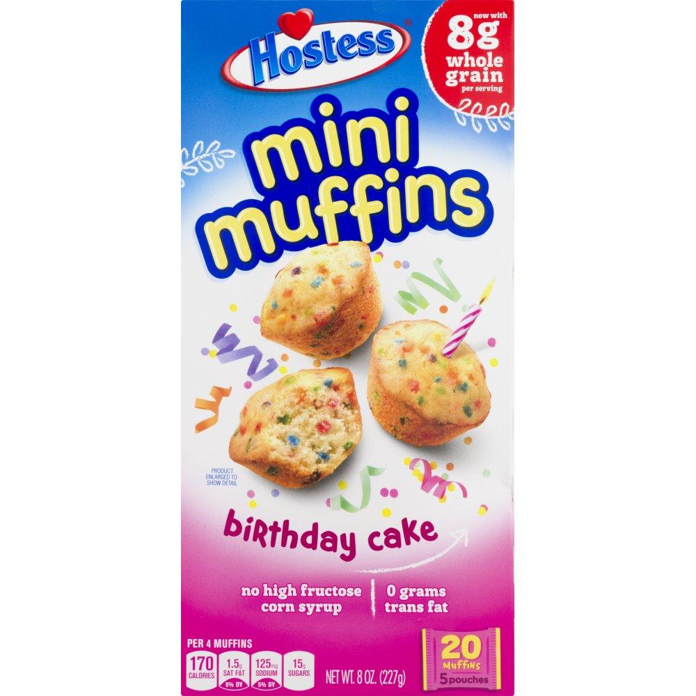 Amazon Hostess Mini Muffins