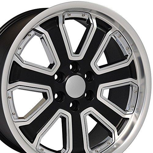 silverado 22 rims - 3