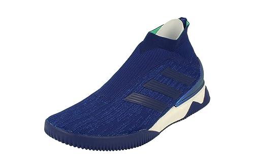 separation shoes 67576 104c5 Adidas Predator Tango 18 + TR Zapatillas Deportivas para Hombre, Hero Blue  Green Cm7687,