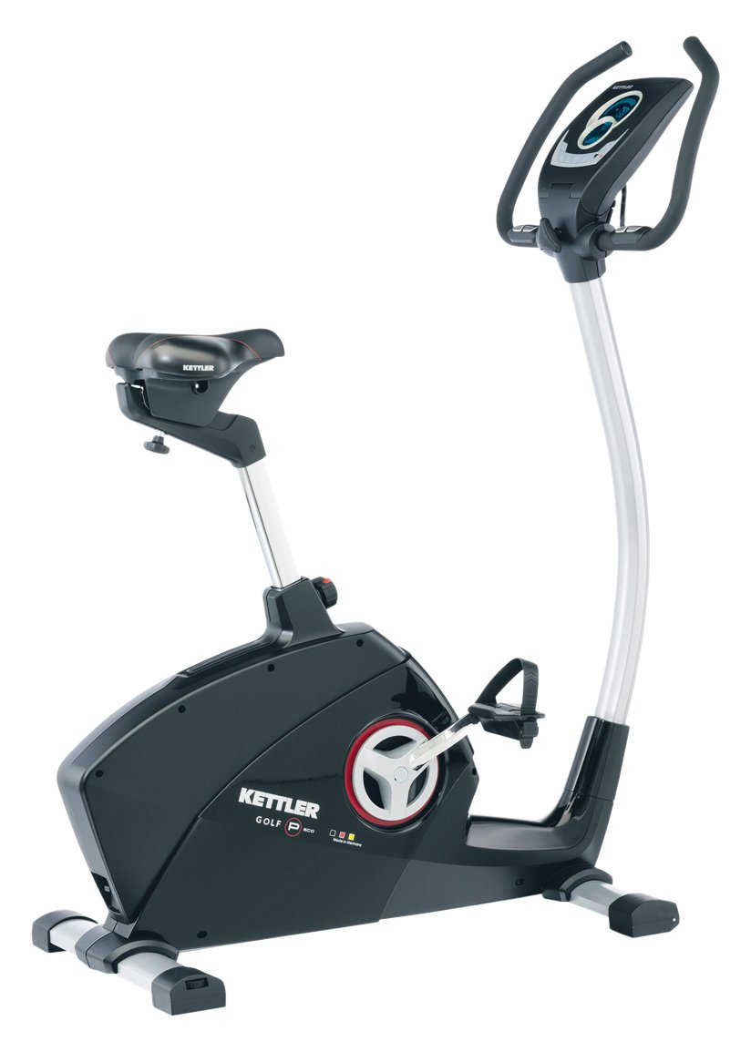 Kettler Basic - Bicicleta Estática Golf P Eco: Amazon.es: Deportes ...