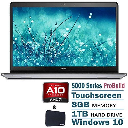 Dell Touchscreen Quad Core A10 8700P MaxxAudio