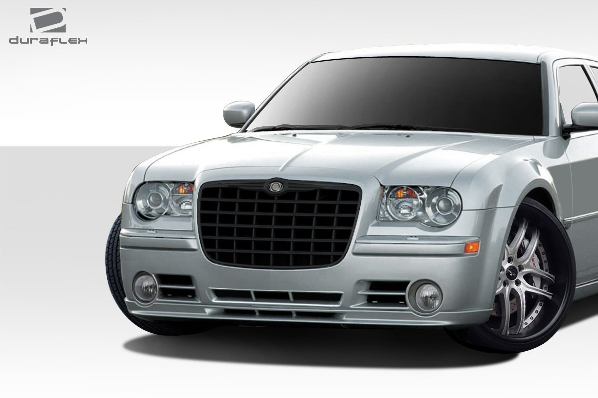 1 Piece Body Kit Brightt Duraflex ED-SOW-262 Look Front Bumper Cover Compatible With 300 2005-2010